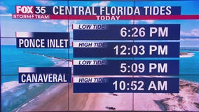Beach and Boating Forecast: May 1, 2021