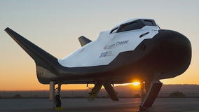 'Dream Chaser': Plane under development could take tourists to space