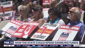 Florida Senate approves gaming commission