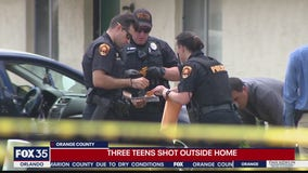 Winter Garden police officers investigate shooting