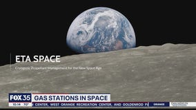 NASA partners with companies to  develop 'gas stations' in space