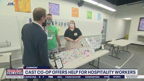 Cast co-op offers help for furloughed hospitality workers
