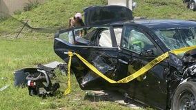 Car crash in Orange County sends children to hospital