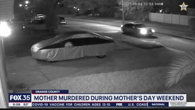 Surveillance videos show suspect car in homicide of Florida woman