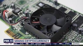 FOX 35 INVESTIGATES: Mining cryptocurrency
