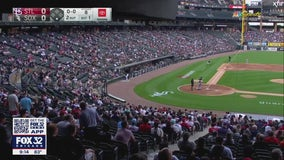 Wild brawl breaks out during White Sox-Cardinals game, video shows