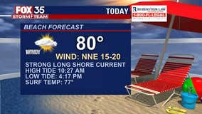 Beach and Boating Forecast: May 14, 2021