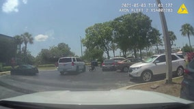Flagler County traffic stop turns into two-county pursuit
