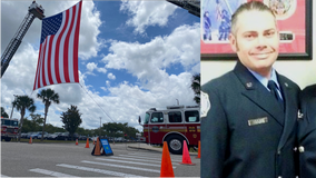 Orange Co. firefighter loses battle to cancer, brings awareness to cancer-related deaths