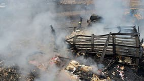 7 killed, 14 injured by tanker fire in Afghan capital