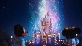 Disney World releases 1st commercial for 50th anniversary celebration