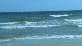 Officials: Paddleboarder suffers possible shark bite at Florida beach