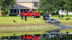 Drone pilot spots submerged car with body possibly tied to 2009 missing person case