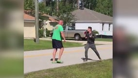 Sheriff: Road rage incident plays out on camera