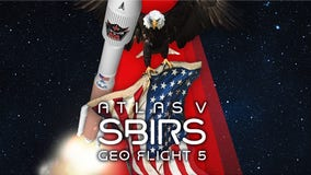 ULA, Space Force target Monday launch of Atlas V carrying defense satellite