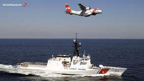 Coast Guard: 3 people on sinking boat near Port Orange safe