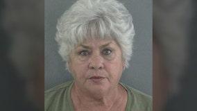Police: Florida woman threw burger, racial slurs at fast food worker