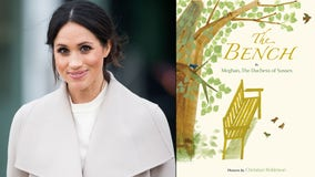 Meghan, Duchess of Sussex, to release first children's book about father-son relationships
