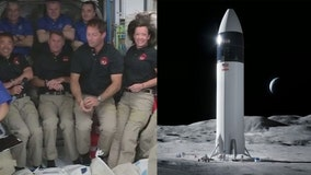 What's next? SpaceX private flight, Crew-3, Artemis mission, more