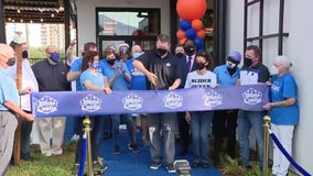 White Castle: World's largest location officially opens in Orlando