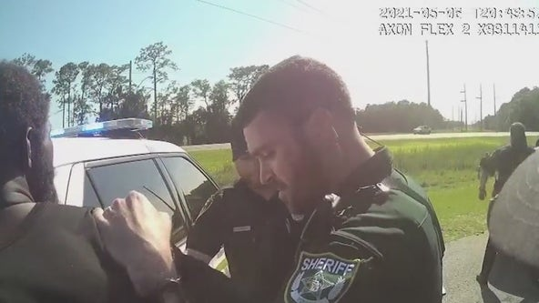 'It is embarrassing': New body camera video shows stolen patrol cars hot pursuit