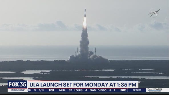 Two rockets launches scheduled from Space Coast