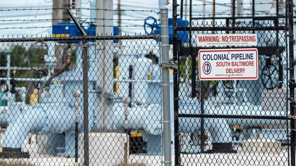 Colonial Pipeline attack: Fuel transport limits waived for some states as shutdown drags on