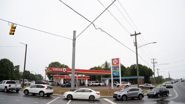 Service at gas pumps should be 'normal' by end of weekend after Colonial Pipeline attack, Granholm says