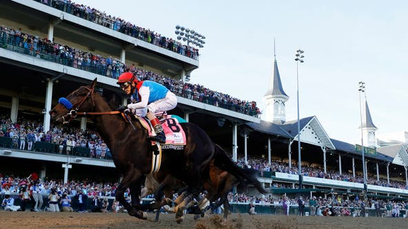 Churchill Downs suspends trainer after Kentucky Derby winner Medina Spirit fails post-race drug test