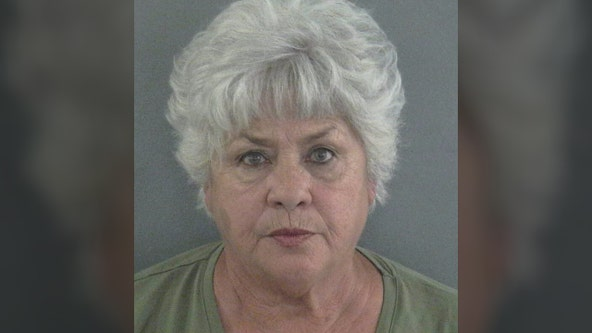 Police: Florida woman threw burger, racial slurs at fast food worker