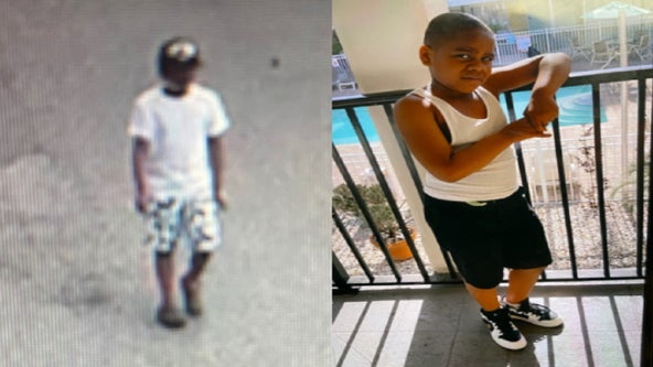 Police: 6-year-old boy missing after leaving tourist district hotel