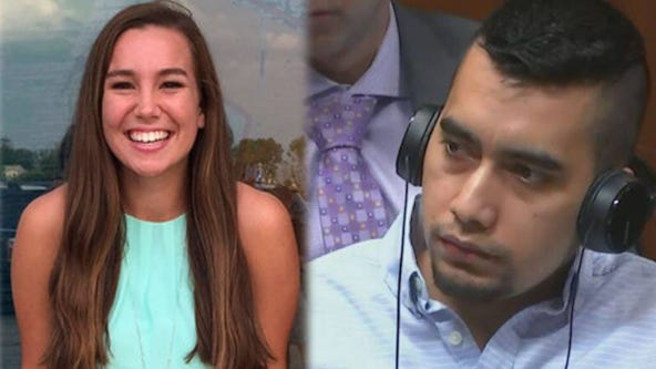 Mollie Tibbetts case: Judge denies convicted man's request for new trial