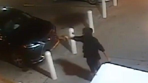 Video shows Florida man shooting at cars at Wawa gas station, deputies say