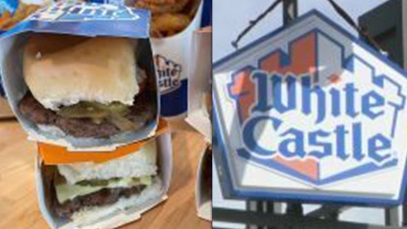 White Castle giving out free burgers to celebrate National Slider Day