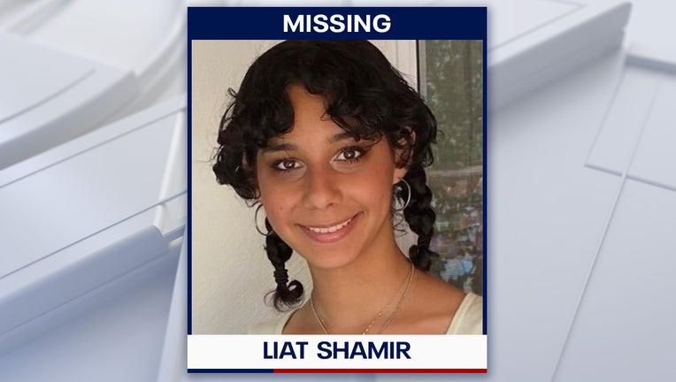 liat shamir missing