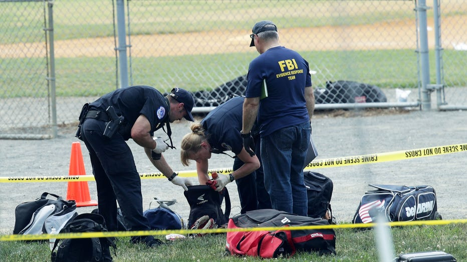 Multiple Injuries Reported From Shooting At Field Used For Congressional Baseball Practice