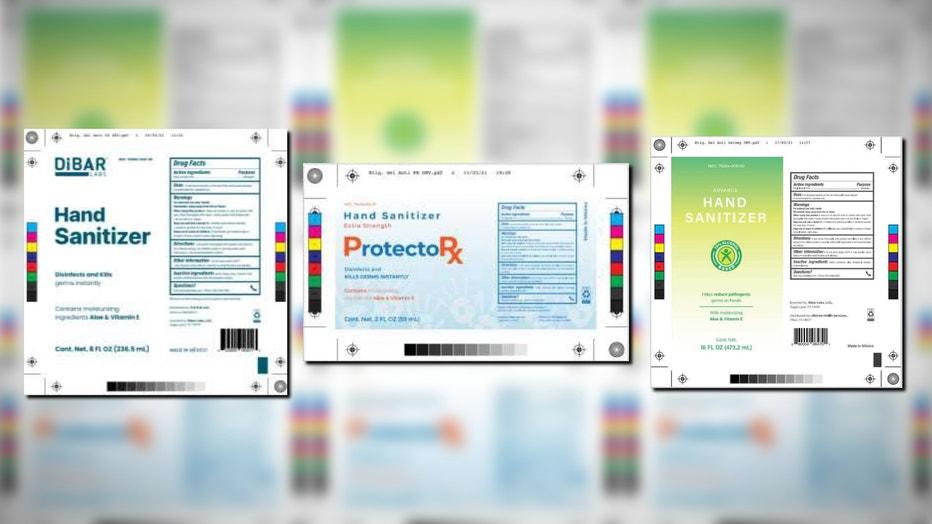 b11faec2-Hand sanitizer recall