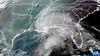 NHC: Tropical system impacting Louisiana with heavy wind and rain