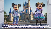 New details released for Walt Disney World's 50th anniversary