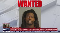Suspect in Daytona Beach officer-involved shooting could be in Georgia, police say