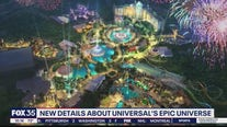 New details about Universal's Epic Universe theme park
