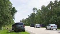 Deputies: Driver found body alongside road near New Smyrna Beach