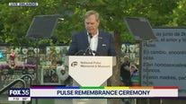 Pulse 5 Year Remembrance Ceremony: onePULSE Foundation's Earl Crittenden