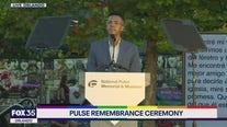 Pulse 5 Year Remembrance Ceremony: Pulse survivor Brandon Wolf