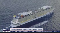 Traveling as coronavirus restrictions end