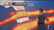 Saharan dust cloud looms over Florida