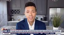 Pulse survivor now advocates for gun violence prevention