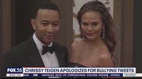 Chrissy Teigen apologizes for bullying tweets