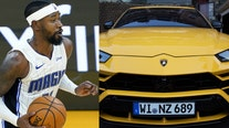 Orlando Magic player says his Lamborghini was stolen from dealership, totaled during chase