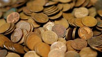 Virginia father pays last child support payment with 80,000 pennies, report says